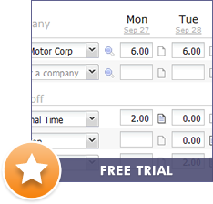 free timesheet download free weekly excel timesheet - Weekly Timesheet Template