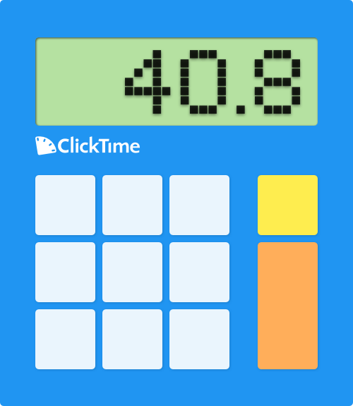 timesheet calculator easy and free clicktime